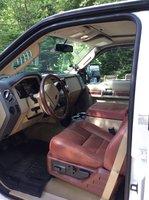 Picture of 2010 Ford F-450 Super Duty Lariat Crew Cab 4WD, interior