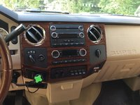 Picture of 2010 Ford F-450 Super Duty Lariat Crew Cab 4WD, interior, gallery_worthy