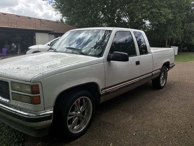 Picture of 1993 GMC Sierra 1500 C1500 Extended Cab LB