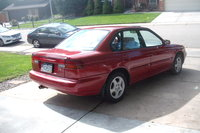 Picture of 1995 Subaru Legacy 4 Dr LS AWD Sedan, exterior, gallery_worthy