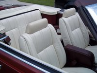 Picture of 1986 Chrysler Le Baron Base Convertible, interior