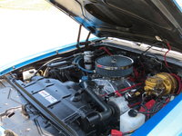 Picture of 1971 Oldsmobile 442, engine
