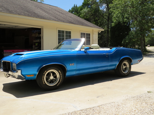 Picture of 1971 Oldsmobile 442