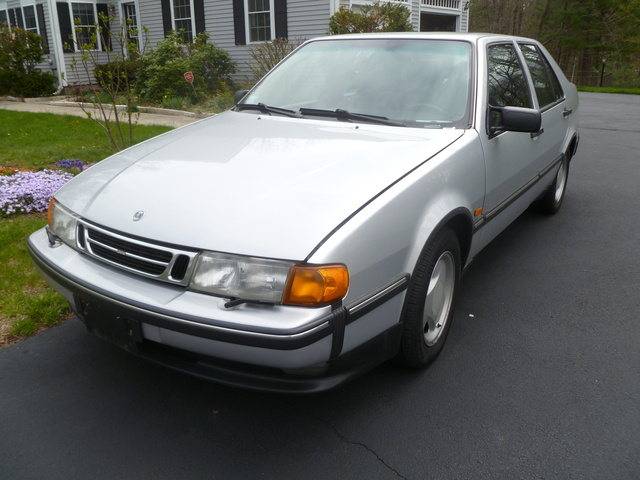 Picture of 1995 Saab 9000 4 Dr CS Turbo Hatchback, exterior