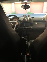 Picture of 2008 smart fortwo passion, interior