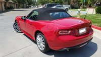 Picture of 2017 FIAT 124 Spider Lusso, exterior, gallery_worthy