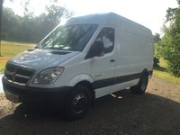 Picture of 2007 Dodge Sprinter Cargo 3500 144WB, exterior, gallery_worthy