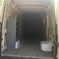 Picture of 2007 Dodge Sprinter Cargo 3500 144WB, interior, gallery_worthy