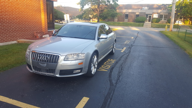 Picture of 2009 Audi S8 5.2 quattro AWD