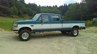 Picture of 1994 Ford F-350 4 Dr XL 4WD Crew Cab LB, exterior