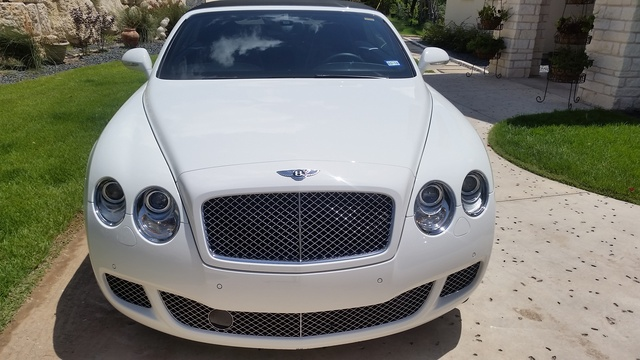 Picture of 2011 Bentley Continental GT Convertible W12