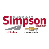 Simpson Chevrolet of Irvine logo