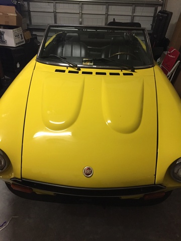Picture of 1978 FIAT 124 Spider