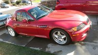 Picture of 1998 BMW Z3 M Convertible, exterior