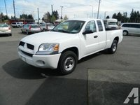Picture of 2008 Mitsubishi Raider LS Ext. Cab, exterior, gallery_worthy