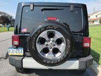 Picture of 2011 Jeep Wrangler Unlimited Sahara