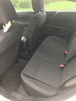 Picture of 2017 Ford Fiesta SE Hatchback, interior