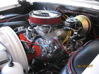 Picture of 1962 Chevrolet Biscayne, engine, gallery_worthy