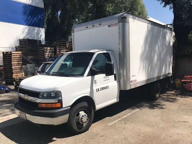 Picture of 2012 Chevrolet Express 2LS 3500, exterior, gallery_worthy