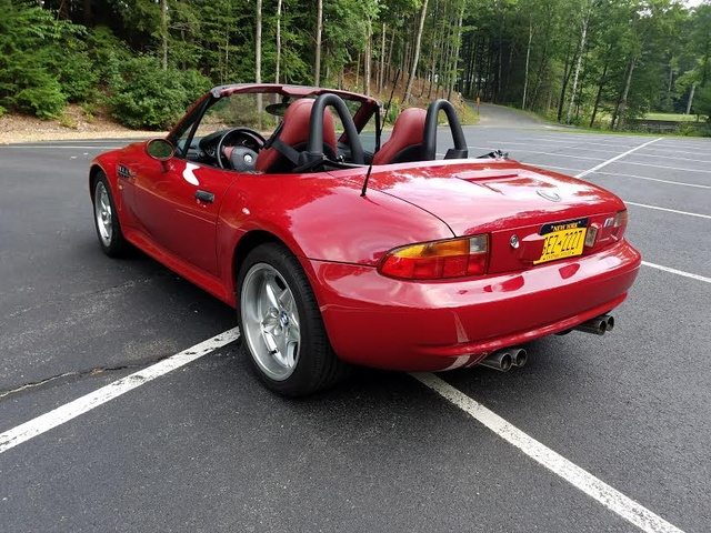 Picture of 1998 BMW Z3 M Convertible