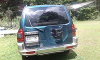 Picture of 2002 Mitsubishi Montero XLS 4WD, exterior, gallery_worthy