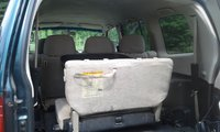 Picture of 2002 Mitsubishi Montero XLS 4WD, interior, gallery_worthy