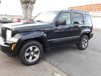 Picture of 2008 Jeep Liberty Sport, exterior