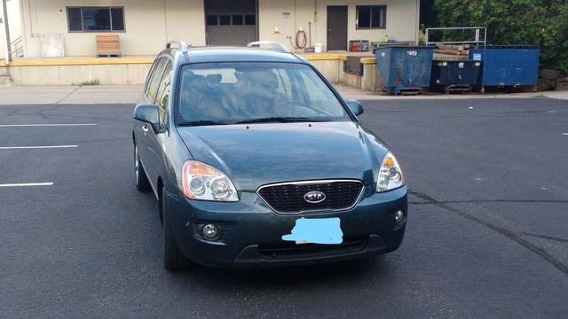 Picture of 2012 Kia Rondo EX