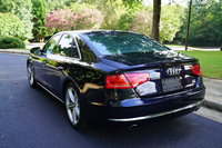 2012 Audi A8 Overview
