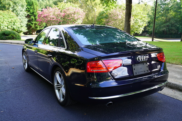 Picture of 2012 Audi A8