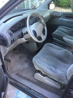 Picture of 2000 Chrysler Town & Country LX, interior