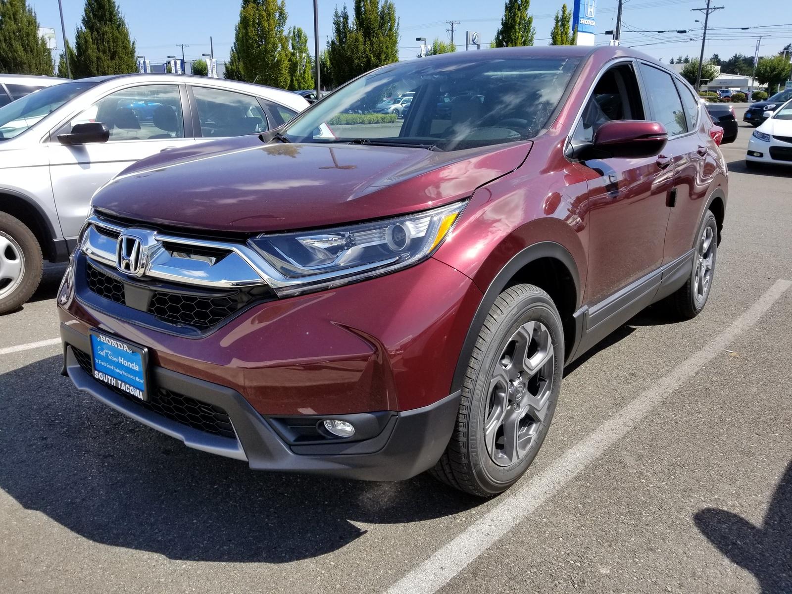 Honda CR-V Questions - 2017 Honda CRV EX VIN ...