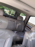 Picture of 2002 Cadillac Escalade AWD, interior