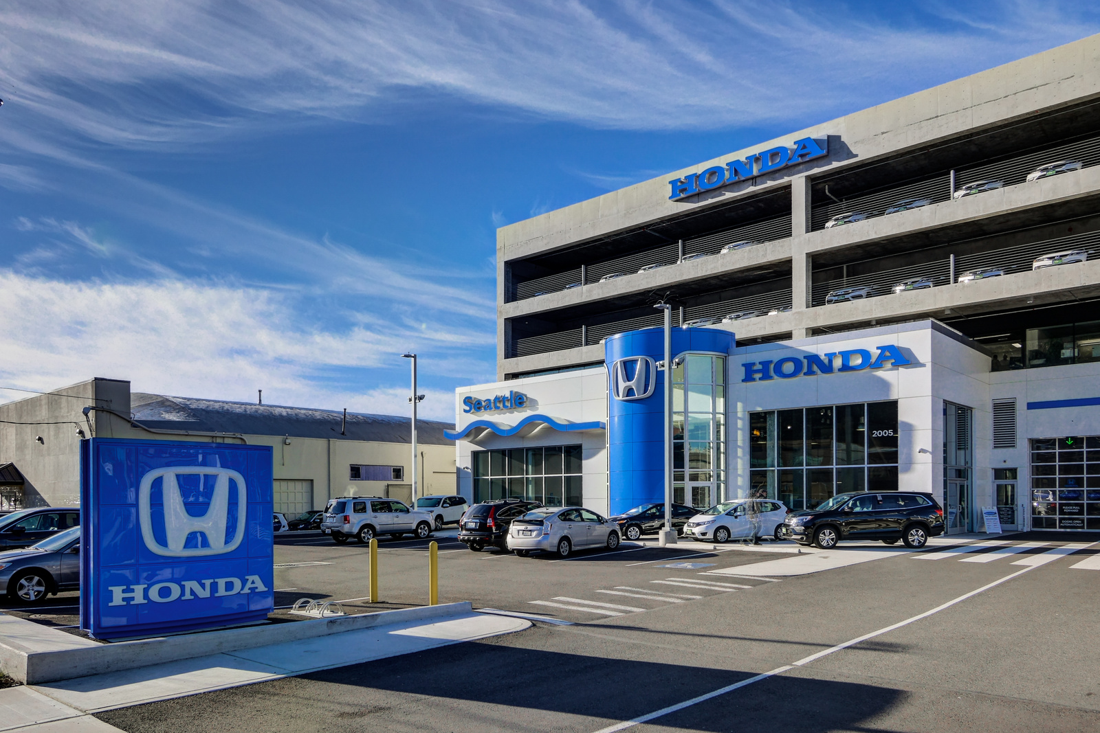 Honda of seattle seattle wa read consumer reviews for Honda of seattle