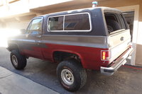 Picture of 1991 Chevrolet Blazer Silverado 2-Door 4WD, exterior, gallery_worthy