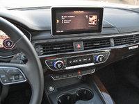 2018 Audi A5 Sportback 2.0T quattro Premium Plus AWD, 2018 Audi A5 Sportback MMI Touch radio screen, interior, gallery_worthy