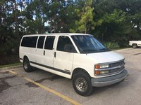 2002 Chevrolet Express Picture Gallery