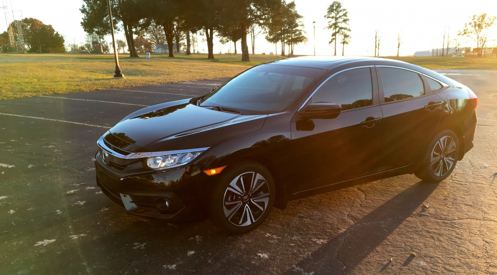 civic honda drive review test of expert touring