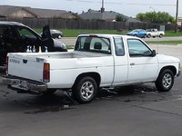 Picture of 1996 Nissan Pickup 2 Dr XE Standard Cab SB, exterior, gallery_worthy