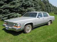 Picture of 1981 Cadillac DeVille Sedan FWD, exterior, gallery_worthy