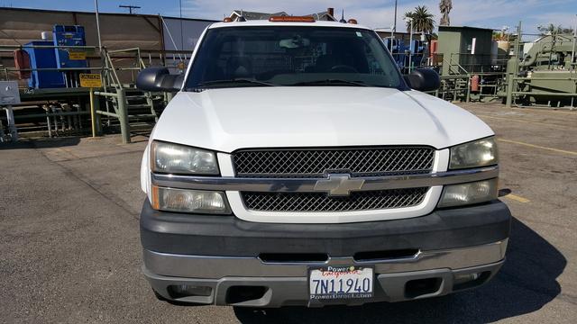 Picture of 2004 Chevrolet Silverado 3500 4 Dr LT 4WD Crew Cab LB DRW
