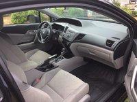 Picture of 2012 Honda Civic Coupe LX, interior