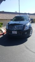 Picture of 2014 Cadillac SRX Performance, exterior