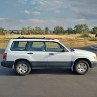 Picture of 1999 Subaru Forester L, exterior, gallery_worthy