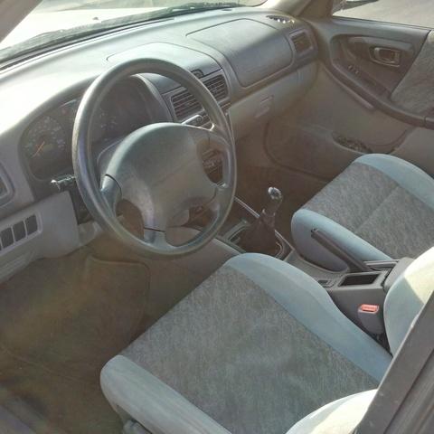 1999 Subaru Forester Interior Pictures Cargurus