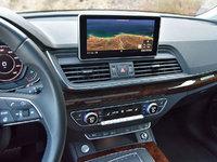 2018 Audi Q5 2.0T quattro Premium Plus, 2018 Audi Q5 Premium Plus MMI In Touch navigation display, interior