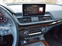 2018 Audi Q5 2.0T quattro Premium Plus, 2018 Audi Q5 Premium Plus MMI In Touch radio display, interior