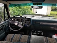 Picture of 1990 Chevrolet C/K 3500 Ext. Cab 2WD, interior, gallery_worthy