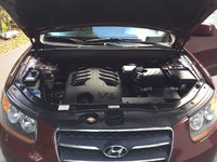 Picture of 2009 Hyundai Santa Fe Limited, engine, gallery_worthy