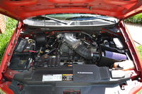 Picture of 2001 Ford F-150 SVT Lightning 2 Dr Supercharged Standard Cab Stepside SB, engine, gallery_worthy
